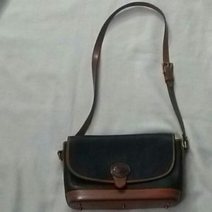 Vintage Dooney & Bourke Small Shoulder Handbag